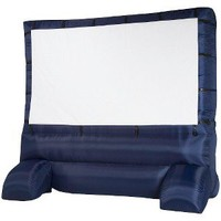 Airblown Inflatable Widescreen Deluxe Outdoor Movie Screen - 12'