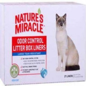 Nature's Miracle Litter Pan Liners - Jumbo Size