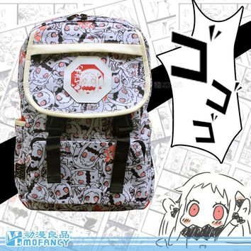 ANIME Kantai Collection fashion school bag large capacity Backpack bookbag women package