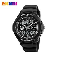 Children Sports Watches Fashion LED Quartz Digital Watch Boys Girls Kids Waterproof Wristwatches