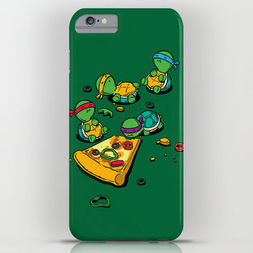 PIzza Lover iPhone & iPod Case by Flying Mouse 365