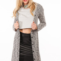 Loose Knit Cover Up Sweater