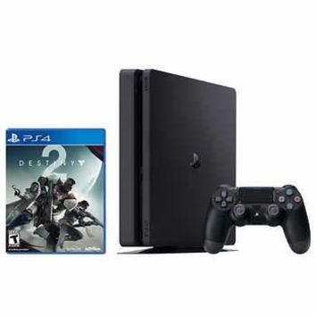 Destiny 2 PlayStation 4 1TB Bundle. Free Shipping