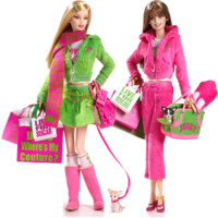 Juicy Couture Barbie® Dolls | Barbie Collector