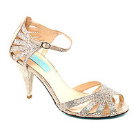 Blue by Betsey Johnson Sweet Pumps - Champagne