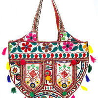 Travelers Love Song Tote