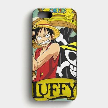 Straw Hat Pirate Captain iPhone SE Case