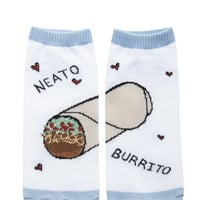Neato Burrito Ankle Socks