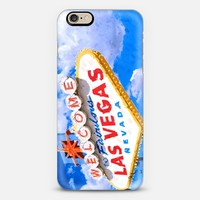 Welcome To Las Vegas iPhone 6 case by Love Lunch Liftoff | Casetify