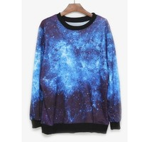 A 081901 Star Harajuku fashion casual sweater826