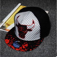 Chicago Fashion Bulls Hat Men Women Bone Bulls Casquette Snapback Hiphop Caps Gorras Baseball Caps For HT-234