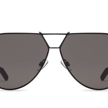 Quay Supernova Black / Smoke Sunglasses