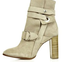 HOTTIE Strap Boots - New In