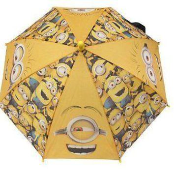 Despicable Me 2 Jerry Minions 20inch Umbrella