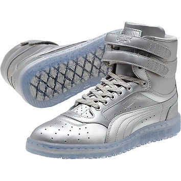 Sky II Hi Platinum Men's Sneakers, buy it @ www.puma.com
