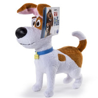 Hight Quality est 20cm The Secret Life of Pets Dog max Soft Kawaii cartoon Stuffed Plush Doll Toys For Kids Gift
