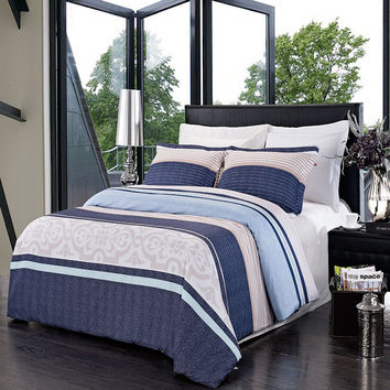 Park Ave 100% Microfiber 3-Piece Duvet Cover Set