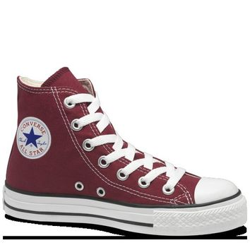 Maroon High Top Chuck Taylor Shoes : Converse Shoes | Converse.com