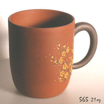 Cherry Blossom Mug- 21 Ounces