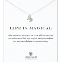 Dogeared Sterling Silver Unicorn Necklace