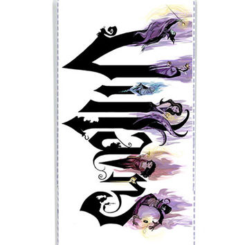 Disney's Villains 5000mAh Portable External Battery Power Bank Charger
