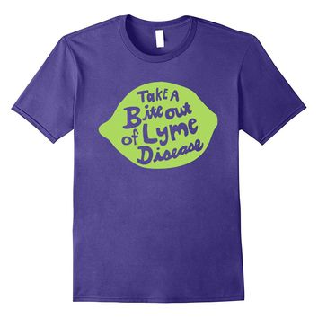 Take A Bite Out Of Lyme Disease Shirt