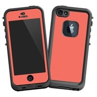 "Terracotta ""Protective Decal Skin"" for LifeProof fre iPhone 5/5s Case"
