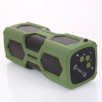 Waterproof Wireless Bluetooth Speaker (Support NFC/USB)