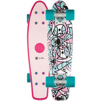 Penny Pendleton Wave Original Skateboard Pink One Size For Men 26271235001