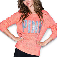 Cozy Sweater - PINK - Victoria's Secret
