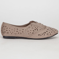City Classified Betty Womens Shoes Clay  In Sizes