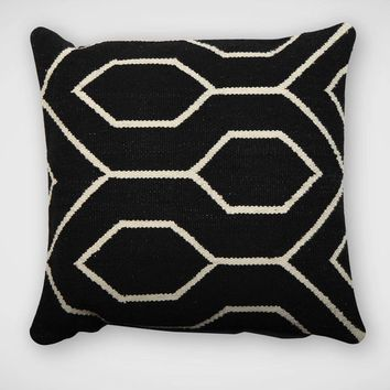 Honeycomb Wool Pillow