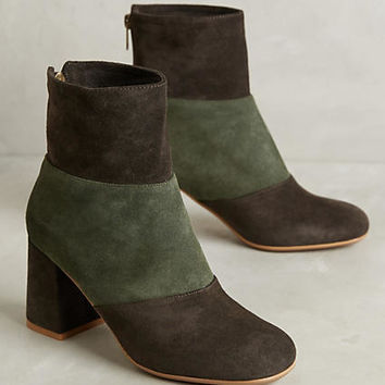 See by Chloe Colorblocked Boots
