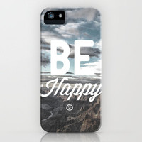 Be Happy iPhone Case by Zach Terrell | Society6