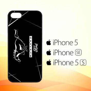 FORD MUSTANG Z4266  iPhone 5|5S|SE Case