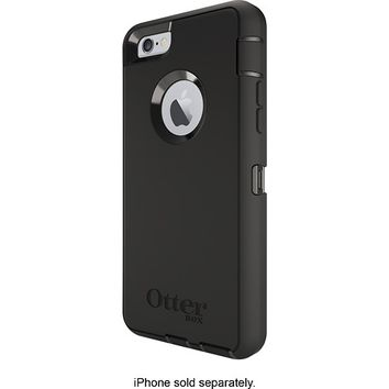 OtterBox - Defender Series Case for Apple® iPhone® 6 - Black