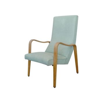 Pre-owned Thonet High Back Lounge Chair