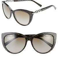 Women's Michael Kors Collection 56mm Cat Eye Sunglasses