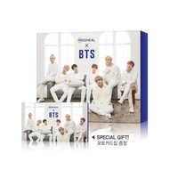 Korean KPOP Beauty Masks Mediheal X BTS Facial Mask Deluxe Set (4 boxes)