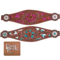 Billy Royal® Bling Bronc Halter Noseband in Bling Tack