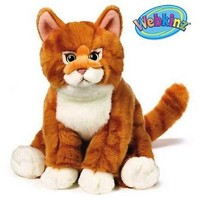 Webkinz Signature Orange Tabby