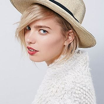 Sun  N  Sand Womens Stockton Straw Hat