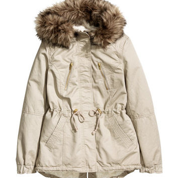 2c46e131805 Pile-lined parka - from H&M from H&M | My stuff