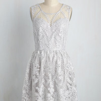 Woodland Waltz A-Line Dress | Mod Retro Vintage Dresses | ModCloth.com