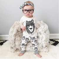 Toddler Baby Girls Rompers Autumn Baby Boys Clothing Sets Spring Newborn Baby Clothes Long Sleeve Roupas Infant Jumpsuits
