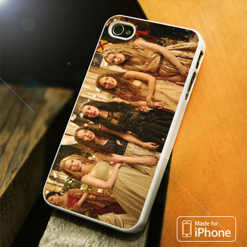 Reign Girls iPhone 4 5 5C SE 6 Plus Case