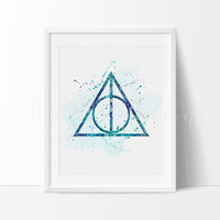 The Deathly Hallows, Harry Potter