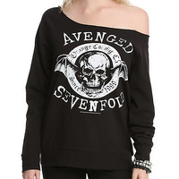 Avenged Sevenfold Orange County Girls Pullover Top