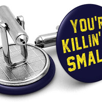 You're Killing Me Smalls Cufflinks