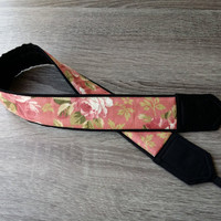 Flowers Camera Strap. For Her. For Women. Canon Camera Strap. Camera Accessories